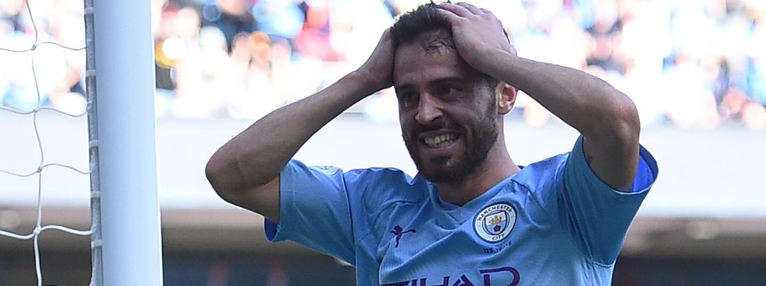 Bernardo Silva faz história na goleada do Manchester City ao Watford