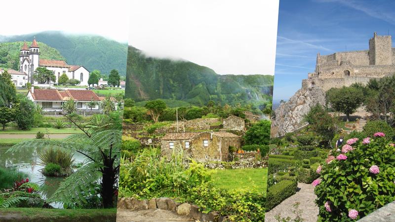 28 destinos para uma escapadinha romântica em Portugal