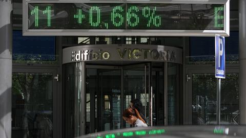 Bolsa portuguesa abre em alta