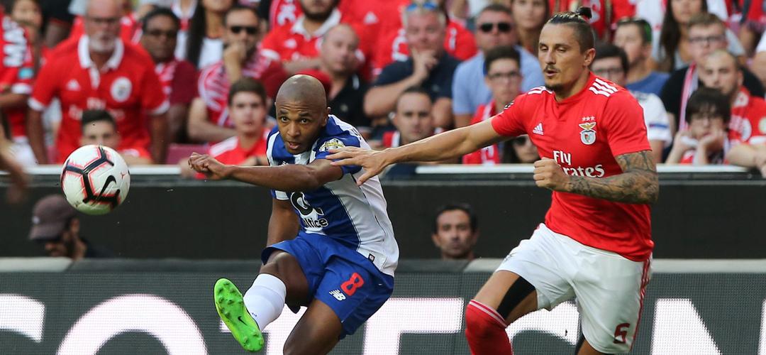 FC Porto, Benfica e Sporting de Braga 'arrancam' segunda volta do campeonato