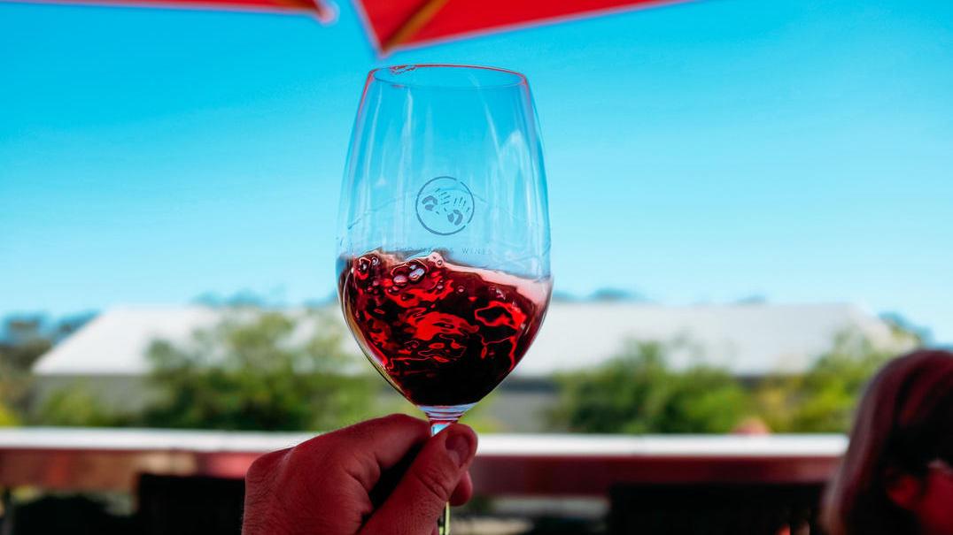 Será que um copo de vinho engorda?