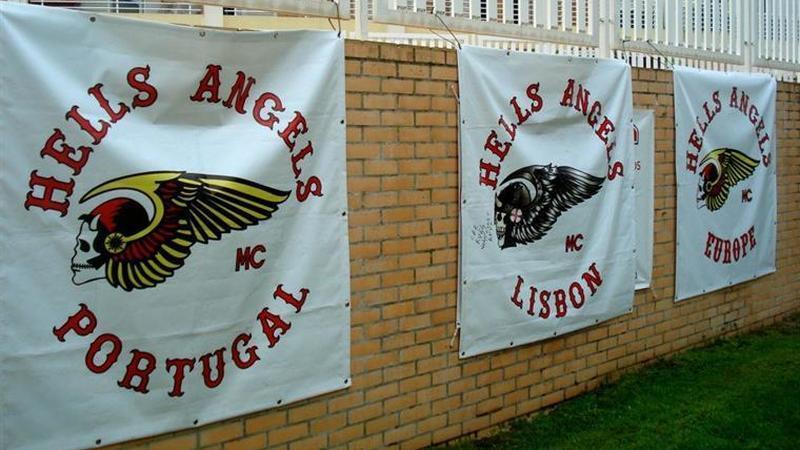 Hells Angels. Plano de ataque na Concentração incluía atropelamentos
