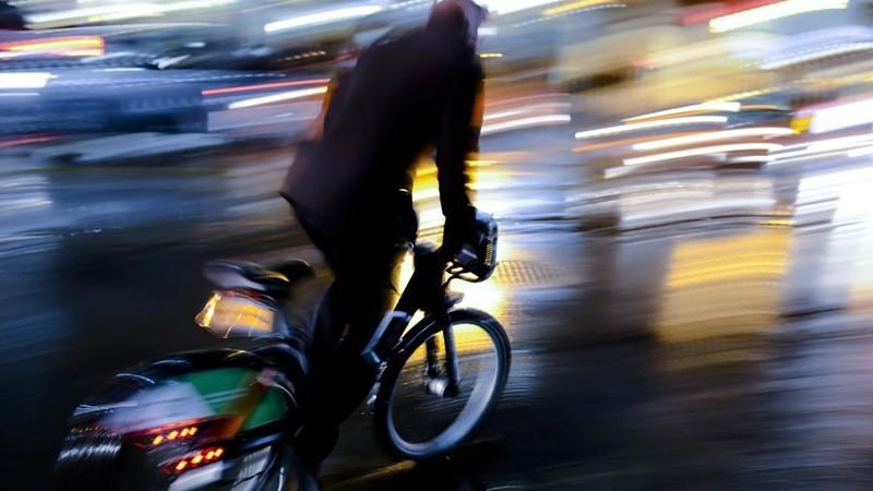 Uma viagem de bicicleta na era da internet das coisas