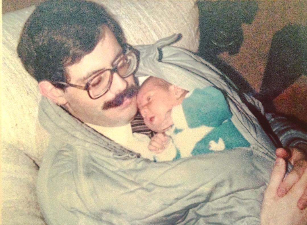 """Daniela Ruah celebra aniversário do pai: """"Adoro-te para todo o sempre"""""""