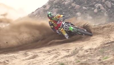 Imagens únicas e apaixonantes de Motocross