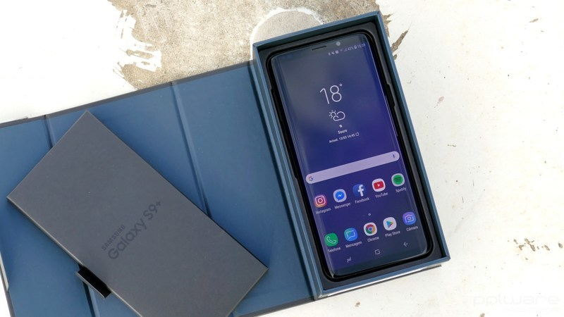 Análise: Samsung Galaxy S9+