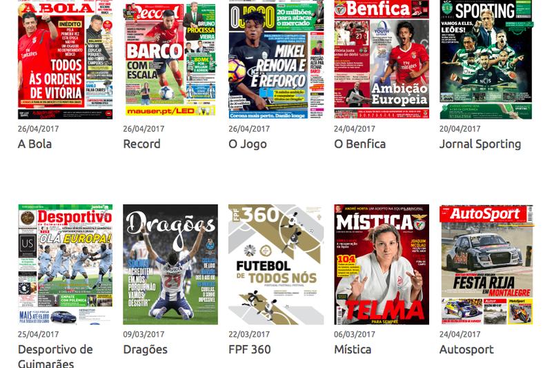 Rui Vitória sem 'dor de cabeça' é destaque na imprensa desportiva