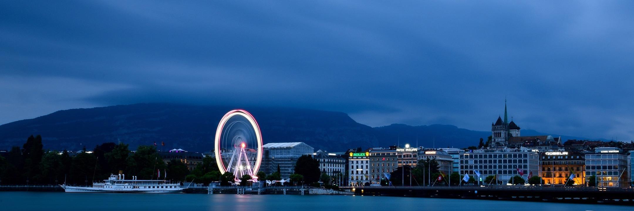 Genebra: a cidade suíça favorita entre as celebridades