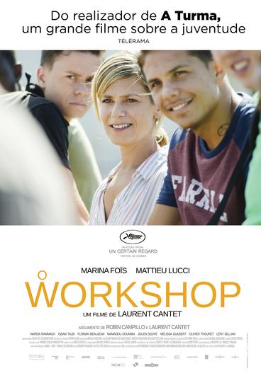 """""""O Workshop"""": ganhe convites para a antestreia"""