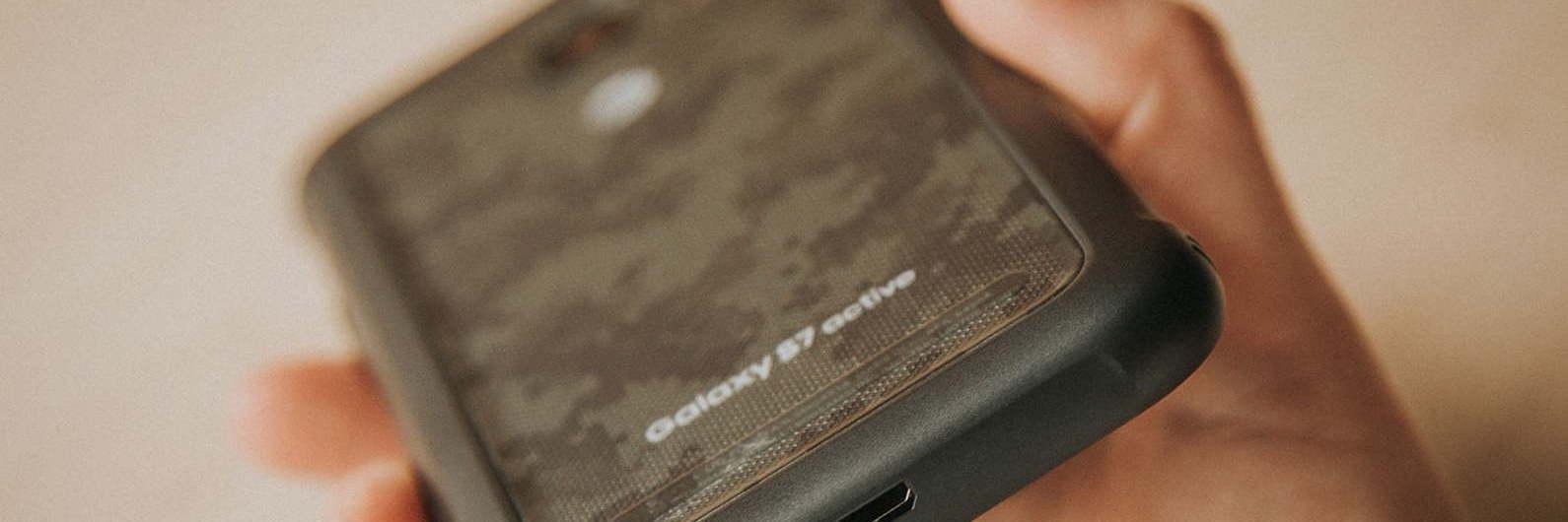 O Galaxy S8 Active esquece o Infinity Display para se proteger de quedas aparatosas