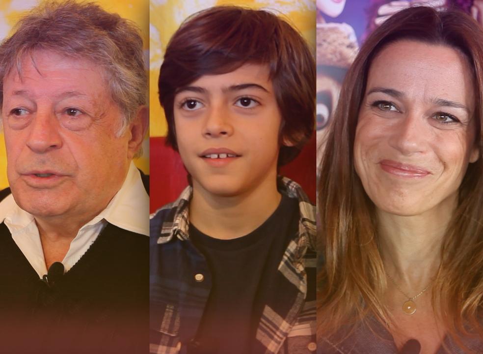 """""""Coco"""": À conversa com as vozes portuguesas do novo filme da Pixar"""