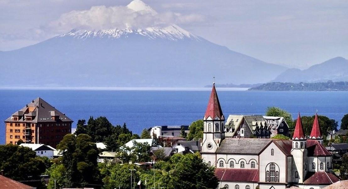 Puerto Varas: antiga colónia alemã com vista para vulcões é uma das cidades mais pitorescas do Chile
