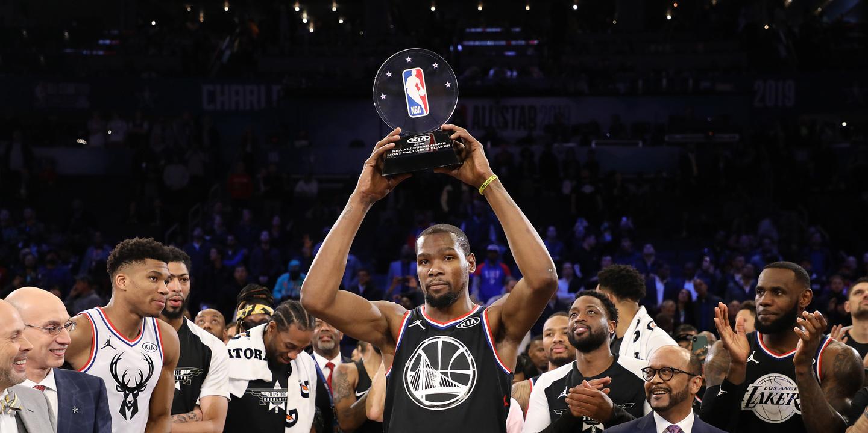 O fim de semana das estrelas da NBA