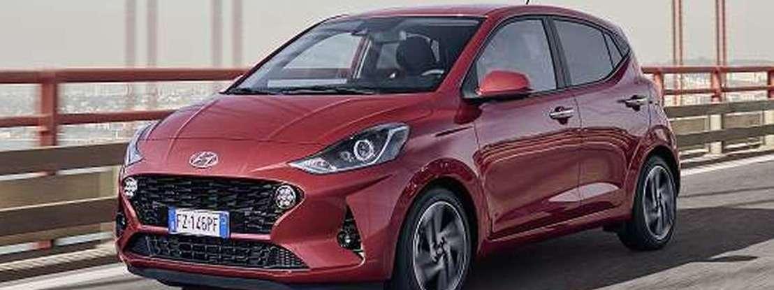 Hyundai apresenta novo citadino i10