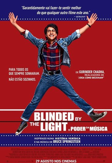 """Blinded By The Light - O Poder Da Música"": ganhe convites para as antestreias"