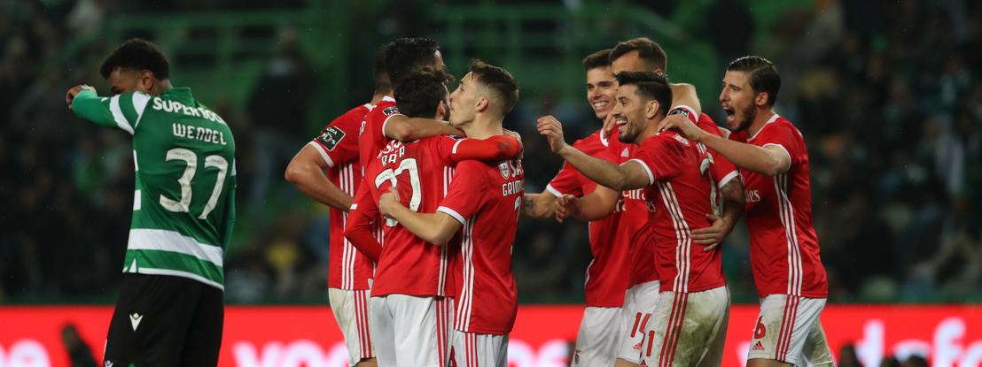 Benfica: Ronda quase perfeita deixa o '38' bem encaminhado