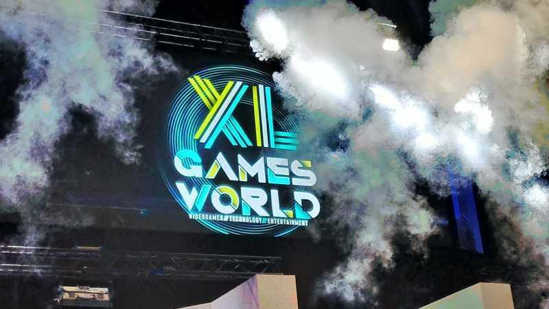 Em novembro há mais gaming com o XL Games World