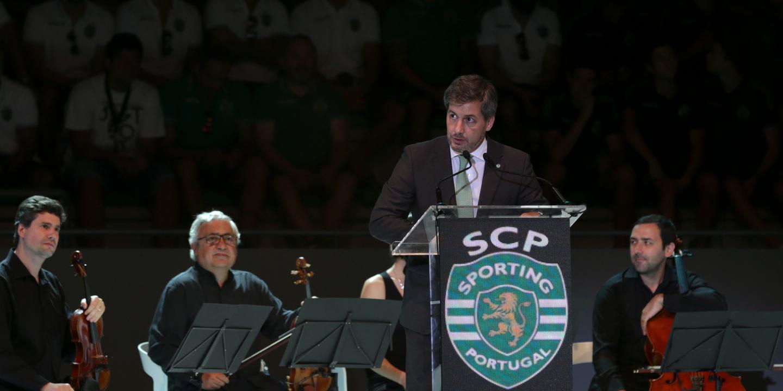 """Bruno de Carvalho: """"Com menos 20 quilos consigo arcar com muito mais"""""""