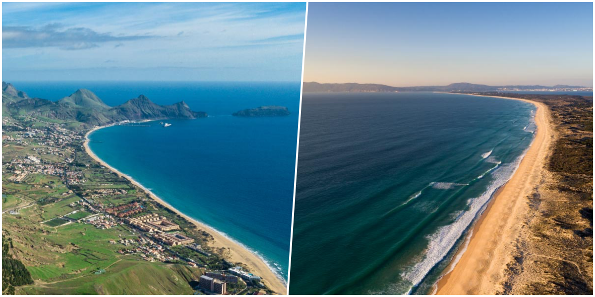 Estas são as 10 praias mais seguras da Europa para as férias de verão em 2020. Três ficam em Portugal