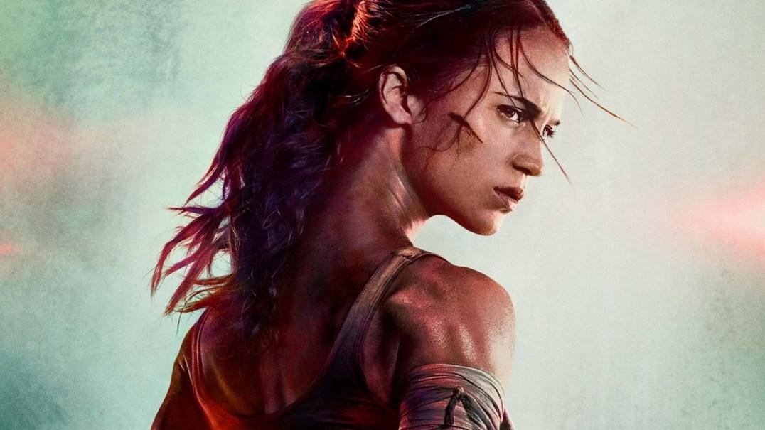 """Primeiras imagens de """"Tomb Raider"""": Alicia Vikander é a nova Lara Croft"""