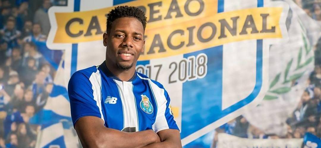 É oficial: Wilson Manafá é reforço do FC Porto