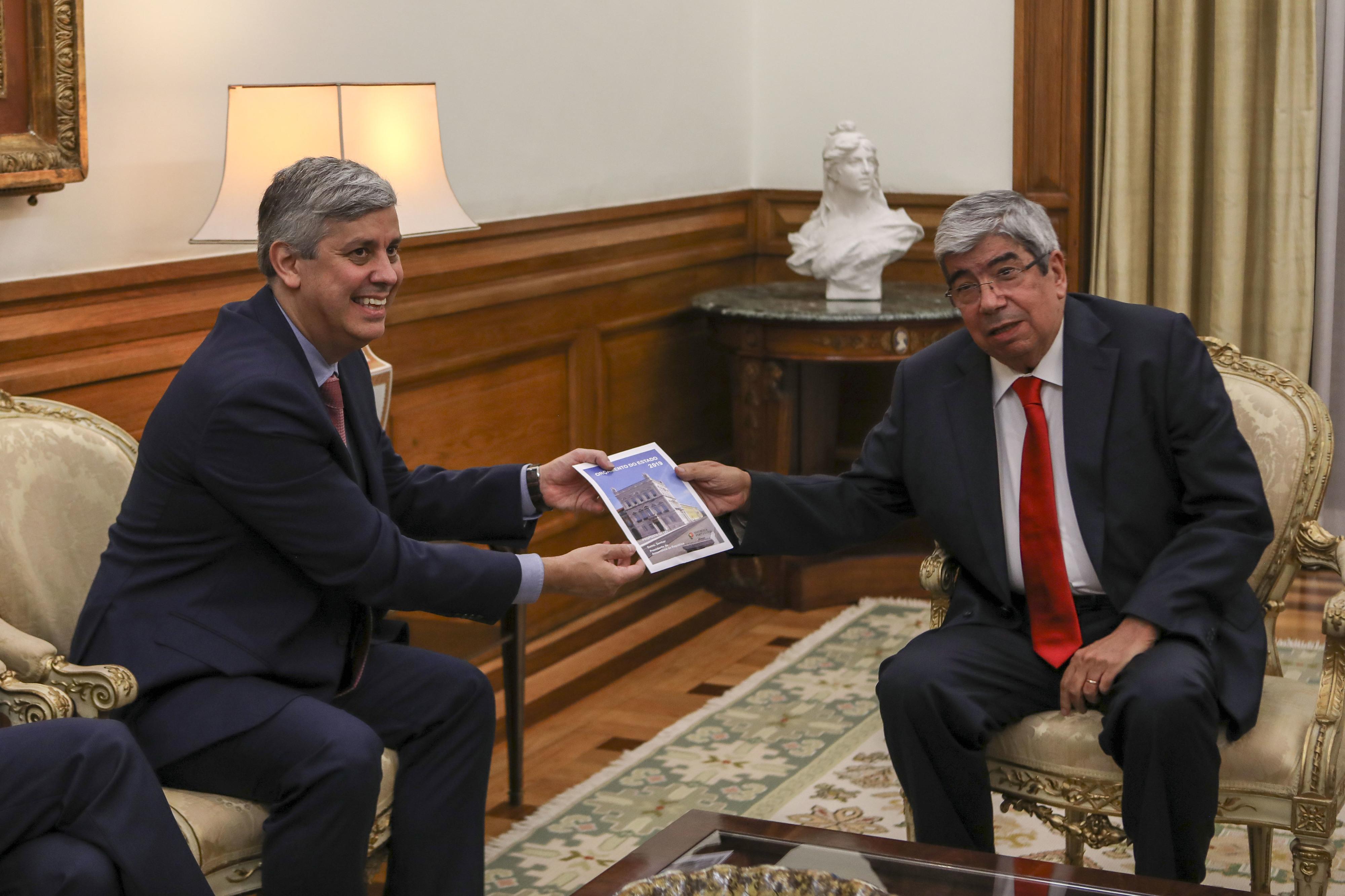 """OE2019: Governo dos Açores """"muito satisfeito"""" com o documento"""