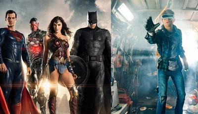 """De """"Liga da Justiça"""" a """"Red Player One"""": Os trailers revelados na Comic-Con"""