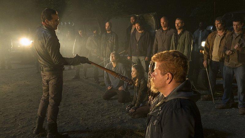 """The Walking Dead"" aproxima-se do fim, avisa produtor"