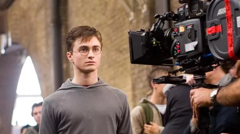 Só um verdadeiro Potterhead consegue reconhecer estas personagens pelos olhos