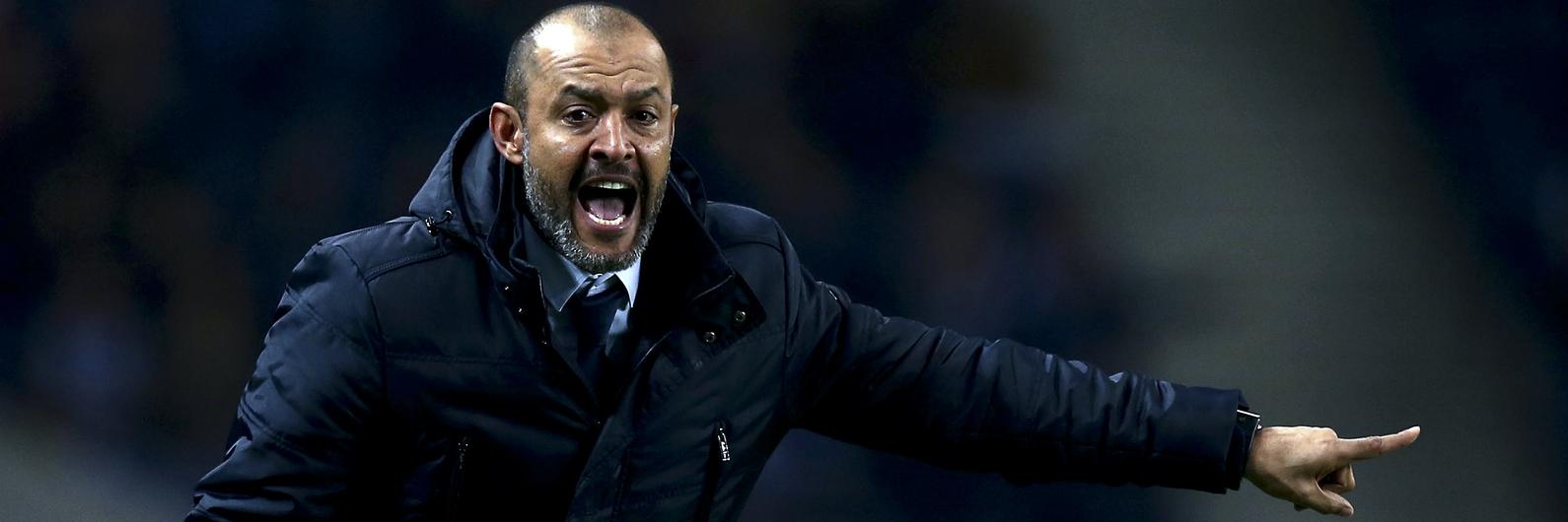Nuno Espírito Santo deixa o FC Porto