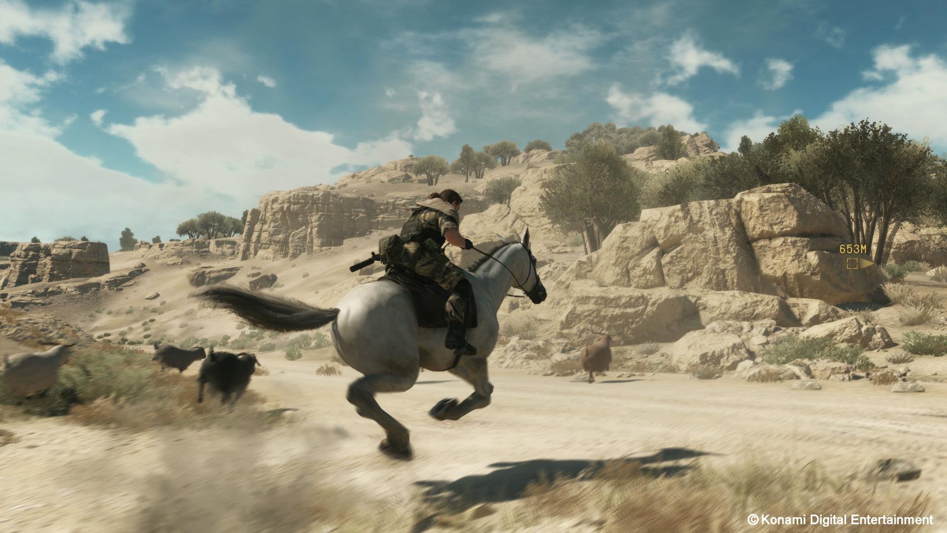 Metal Gear Solid V: The Phantom Pain é um dos jogos dourados de maio para a Xbox One