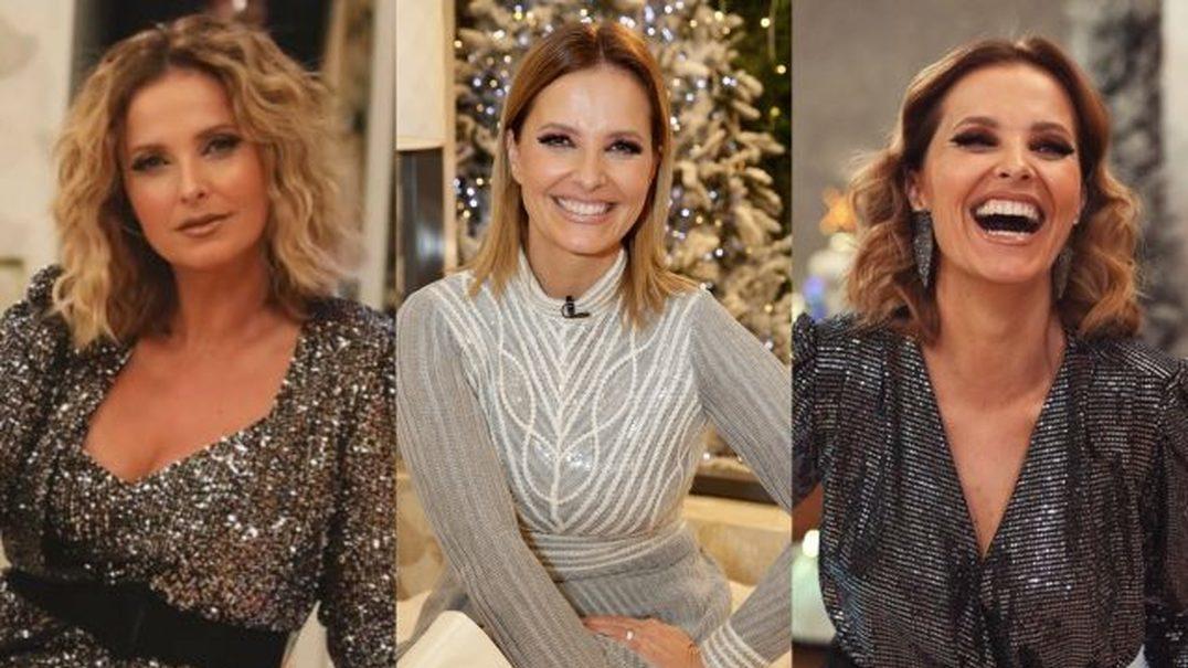Quanto custam as roupas brilhantes usadas por Cristina Ferreira?