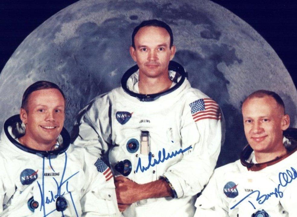 Missão da Apollo 11 foi registada em vídeo. 50 anos depois rolos vão a leilão por 1,6 milhões de euros