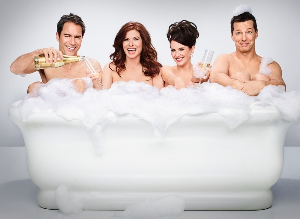 """Todos querem """"Will & Grace"""": série vai ter mais episódios"""