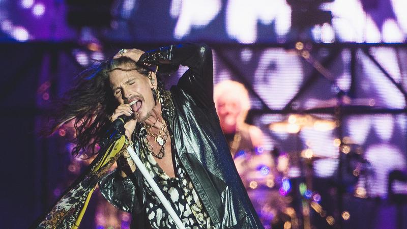 Aerosmith adiam concerto em Lisboa para 2021