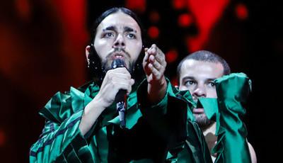 Reveladas votações: Conan Osíris entre os menos votados da primeira semifinal da Eurovisão