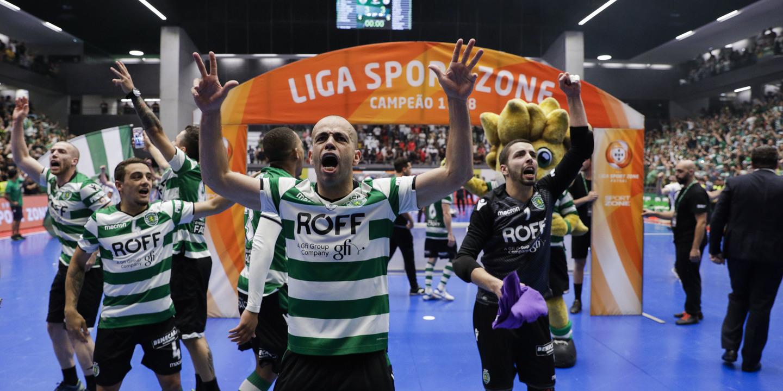 Campeão Sporting recebe Belenenses na primeira jornada
