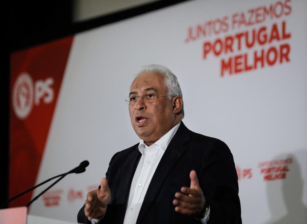 OE2019: Costa recusa eleitoralismo e diz que trabalha para década de convergência com UE