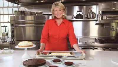 Aprenda a fazer (mais) doces com Martha Stewart