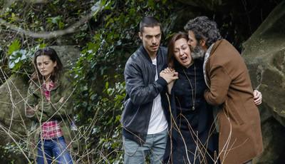 Esta semana em 'Paixão', Isabel destroçada ao ver as ossadas da filha