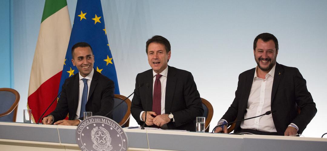 Itália a reunir os ingredientes para ser o epicentro de uma nova crise global