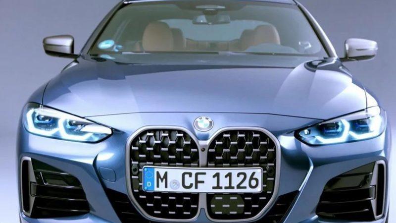 Aqui estão as fotos do BMW Série 4 que a casa alemã apresenta logo às 17 horas