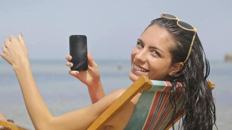 """""""Posso ir?"""" App mostra filas, mas também a melhor hora para estender a toalha na praia"""