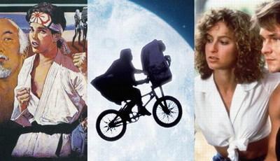 Já mostrou estes 30 filmes dos anos 80 aos seus filhos?