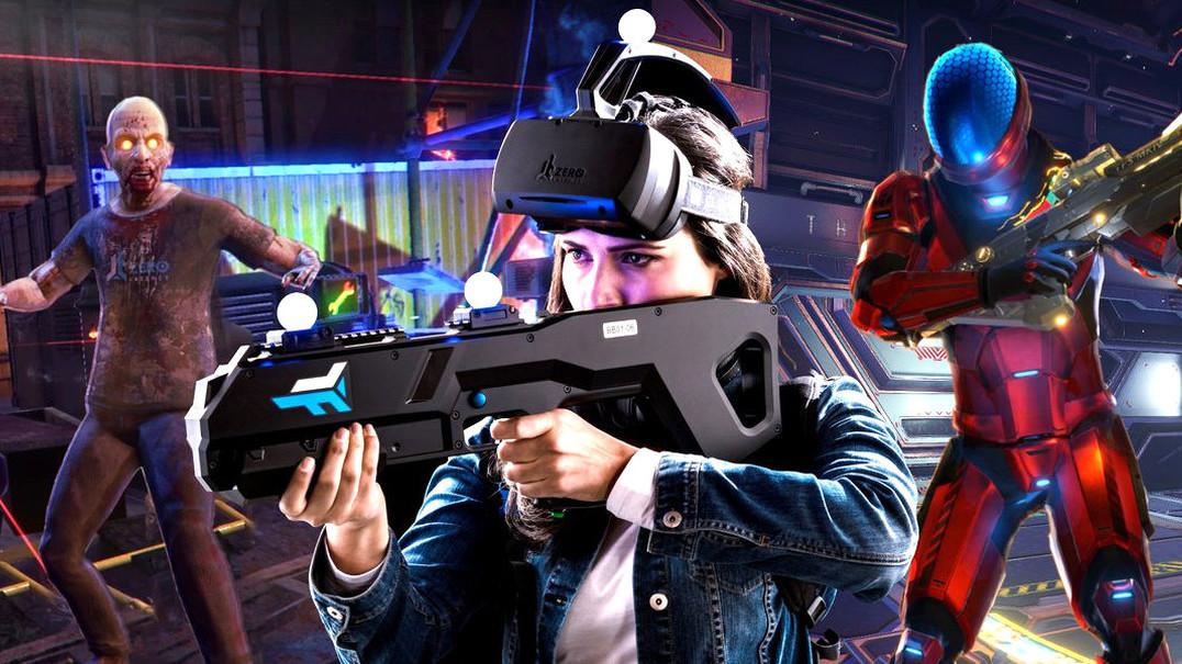 Singularity: Quando os salões arcade evoluem para a realidade virtual