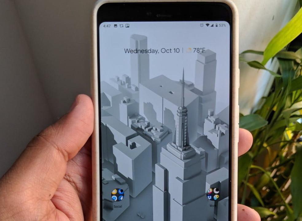 Leak revela novo Pixel 3 Lite que pode ser uma versão mais barata do smartphone