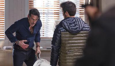 Esta semana em 'A Herdeira', Joaquim é baleado por Roni