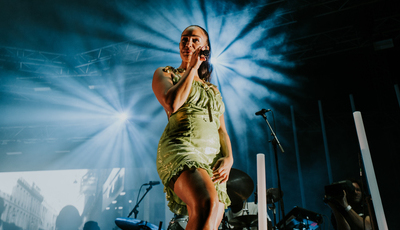 """""""The one (and only)"""": Jorja Smith confirmada do NOS Alive"""