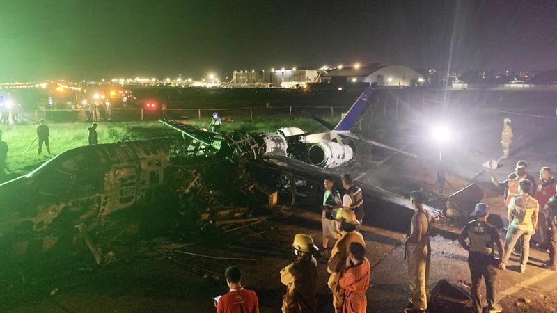 Filipinas. Avião que transportava doente incendeia-se e mata as oito pessoas a bordo