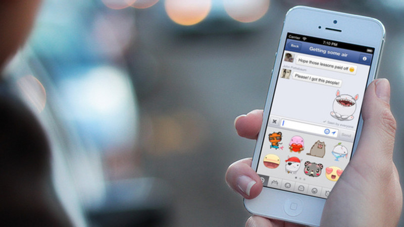 Facebook está a redesenhar o Messenger